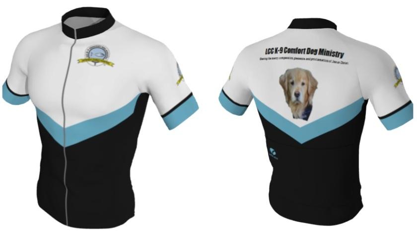 Comfort Dog Jersey